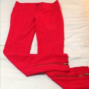 Bebe skinny pants